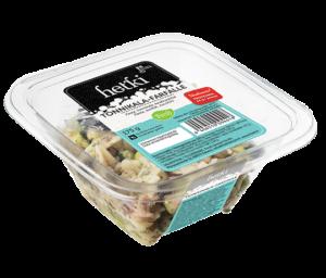 Tonnikala-Farfalle salaatti
