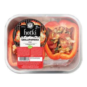 Grillipaprika chili